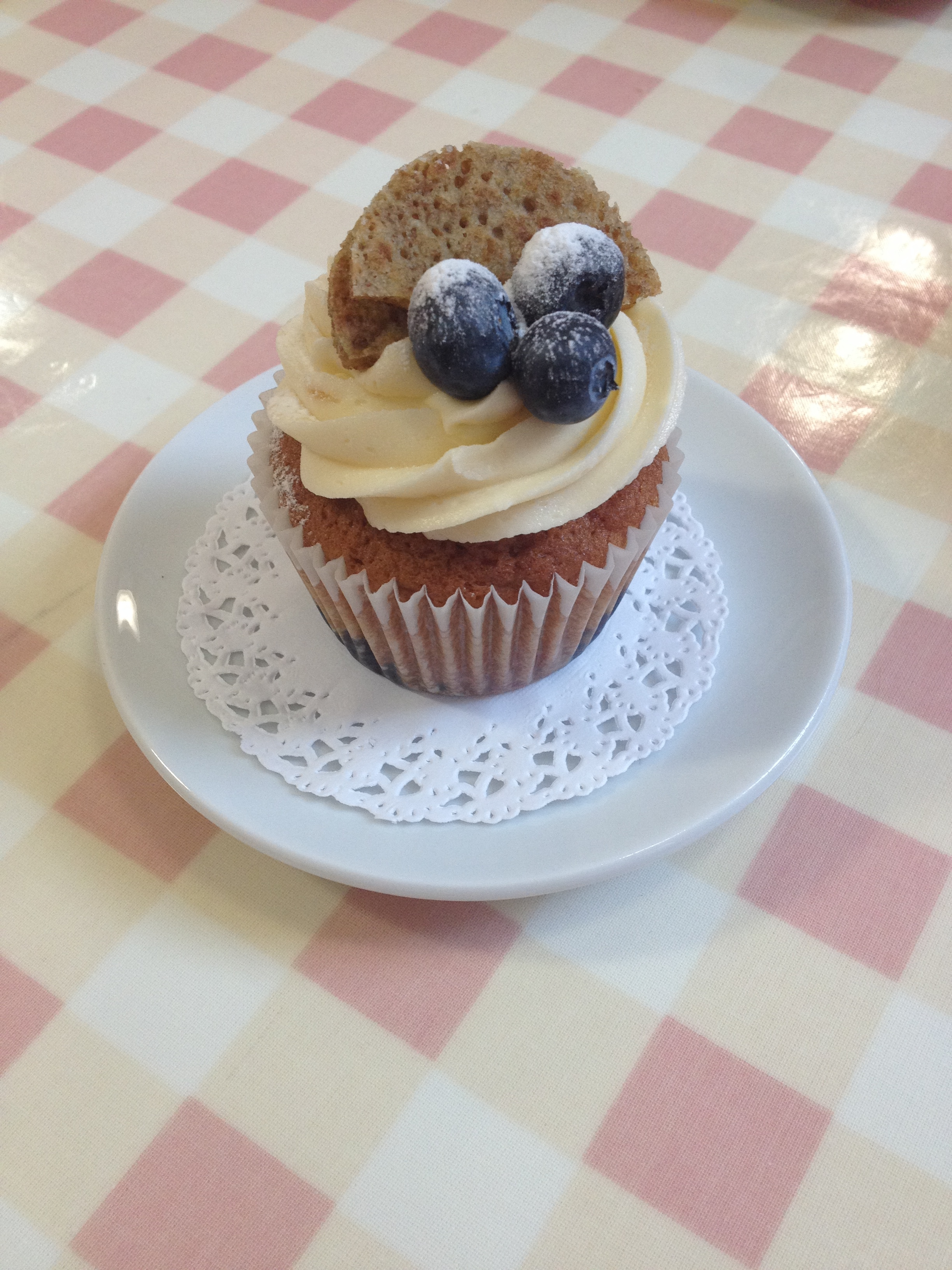 Hey Little Cupcake(blueberry)_Manchester