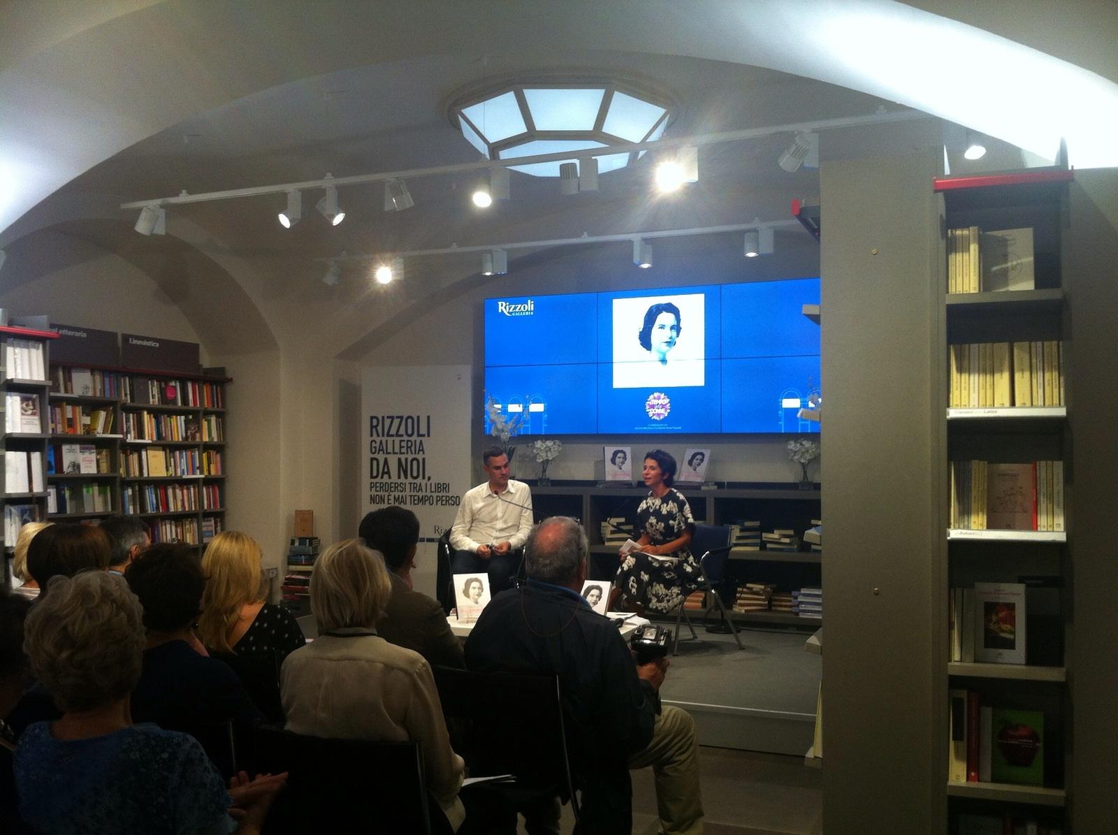 Conferenza Massimiliano Gioni, La Grande Madre