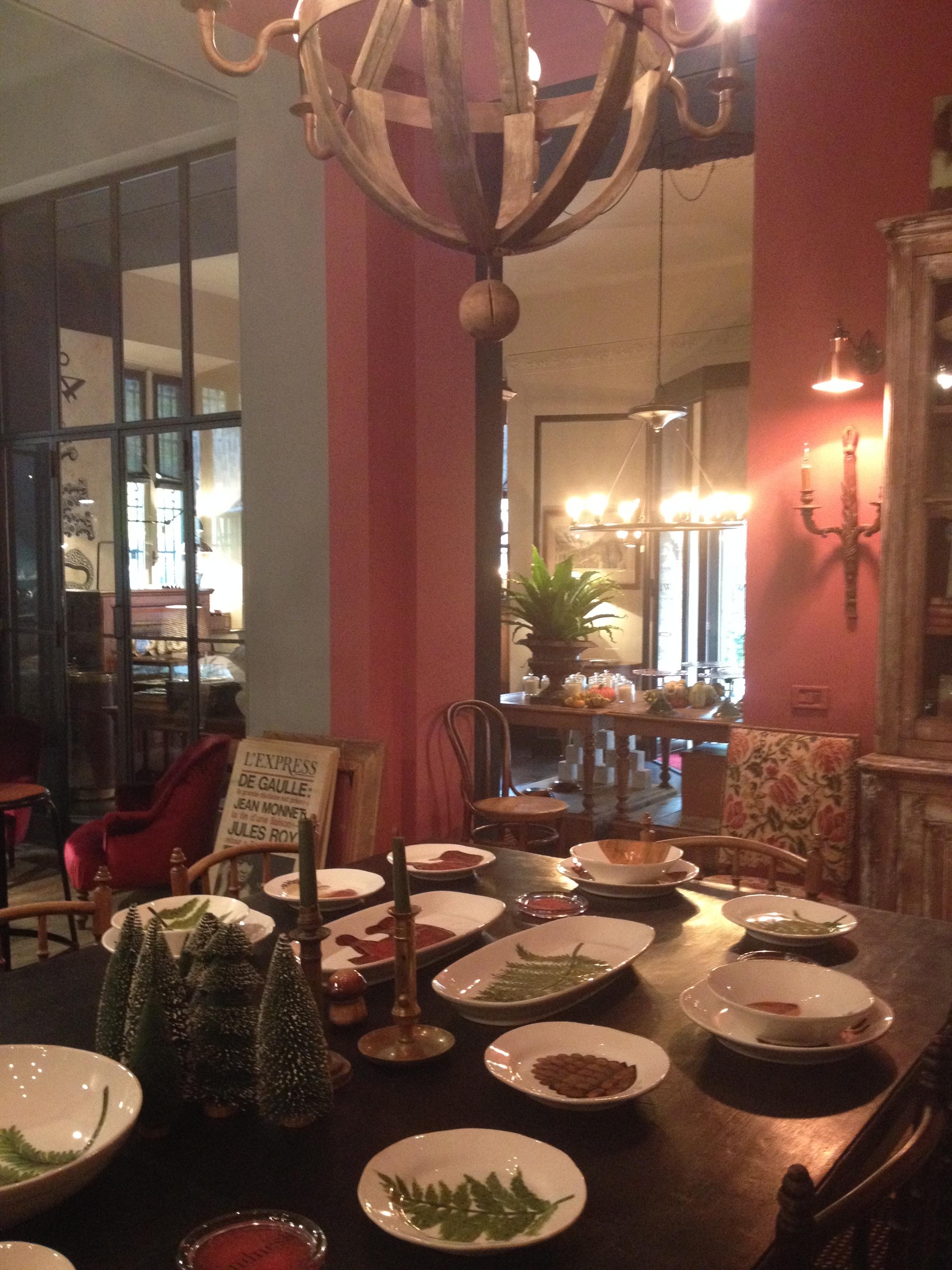 Raw milano temporary shop for Corso arredamento