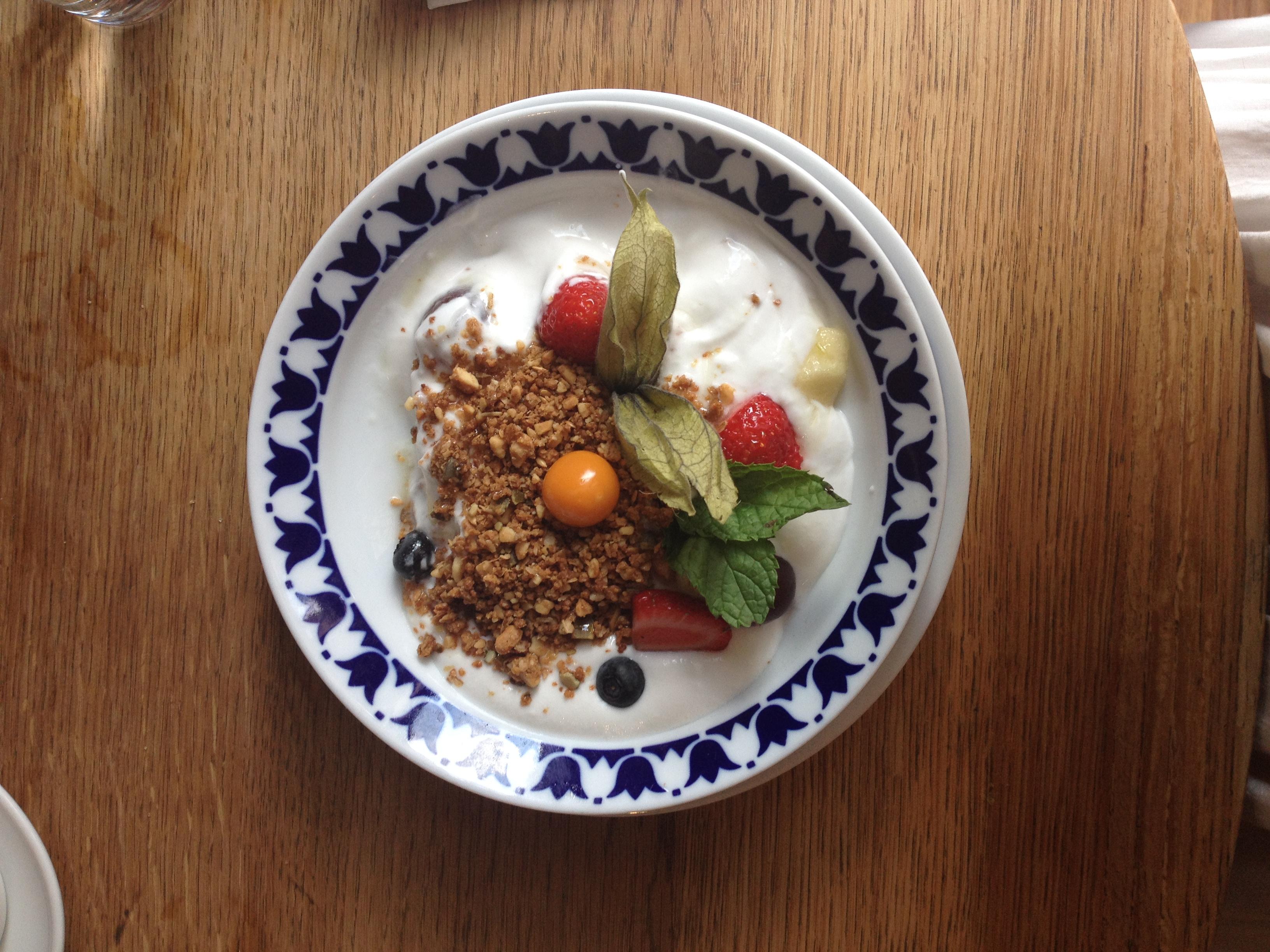 Yogurt - Flax&Kale
