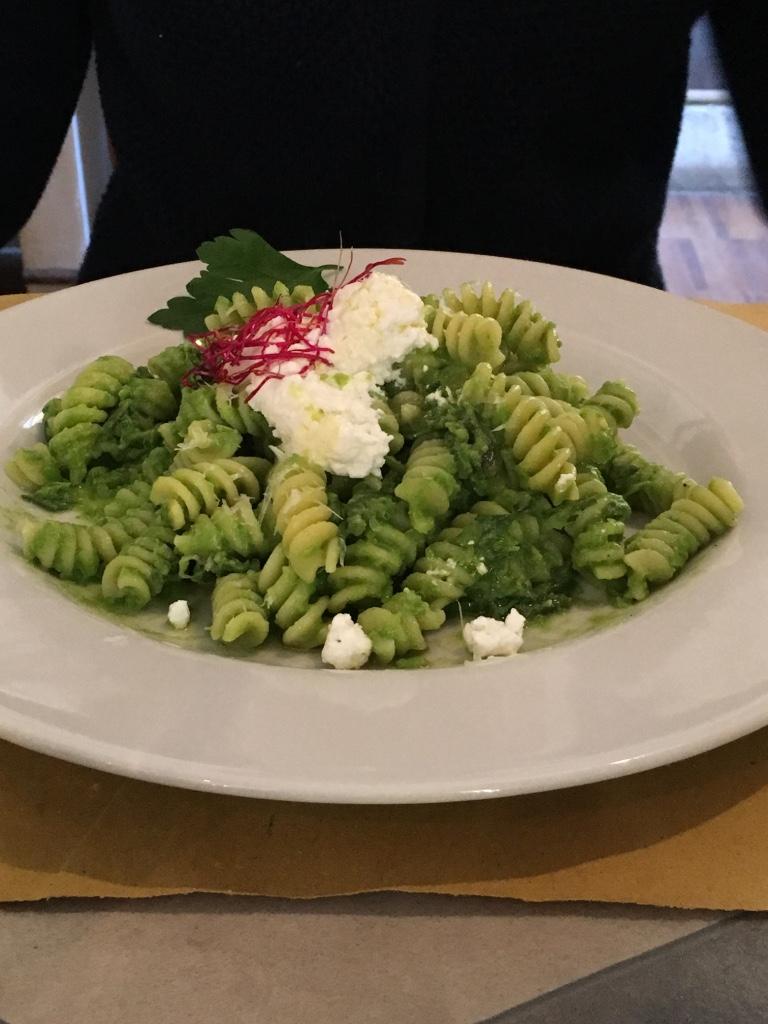 Pasta_CafèGorille